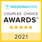 2019 wedding wire couples choice award